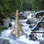 Водопады Словакии